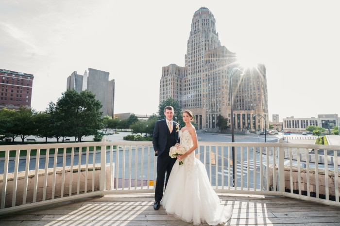 Lauren and Tom Wedding at Statler City by Stefan Ludwig Photography Buffalo NY-324-x