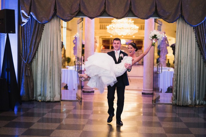 Lauren and Tom Wedding at Statler City by Stefan Ludwig Photography Buffalo NY-423-x
